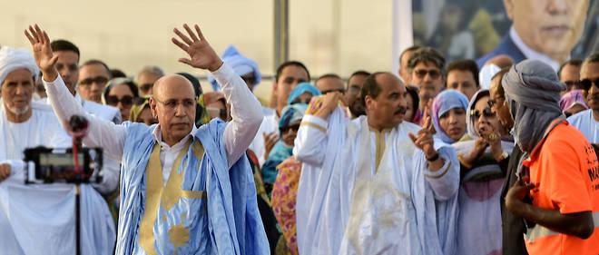 Les défis qui attendent le président Mohamed Ould El-Ghazouani