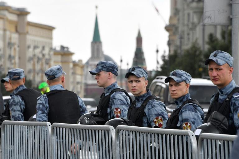 L'opposition russe de nouveau dans la rue malgré les pressions