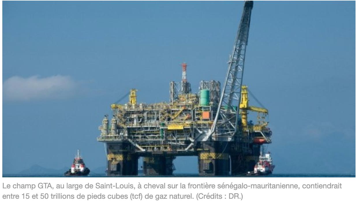 Sénégal-Mauritanie : sur fonds du scandale Petro-Tim, Kosmos cède 10% de ses parts dans le projet GTA-1