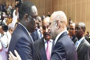Blackout des médias publics mauritaniens sur l'entretien Ghazouani -Macky