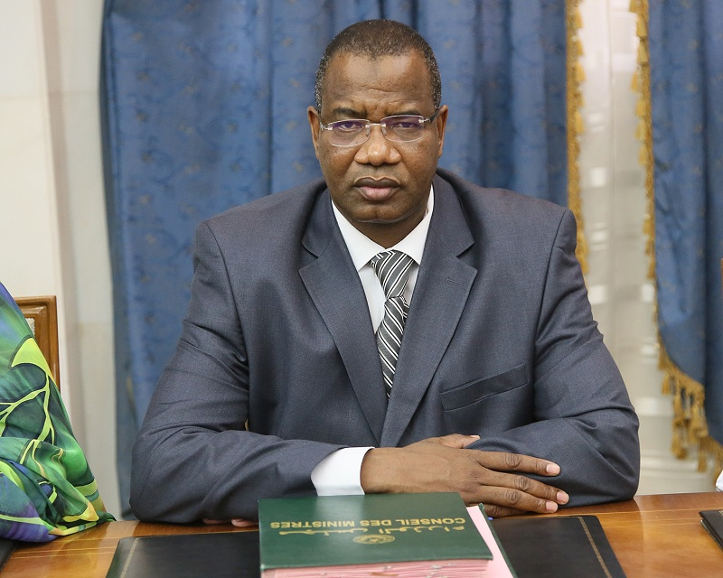 Biographie du Ministre de la Culture ....Sidi Mohamed Ould Ghaber