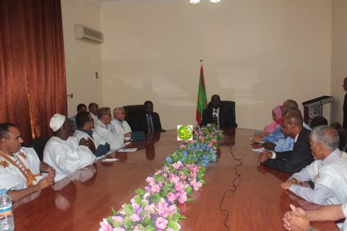 Le ministre de l'intérieur souligne l'importance de la décentralisation et du développement local dans le projet du Président de la République