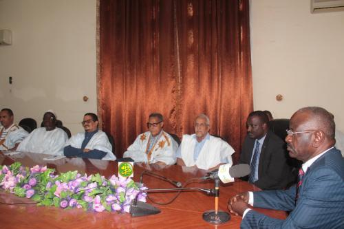Le ministre de l'intérieur devant les présidents des conseils régionaux : Le projet politique du Président de la République est un projet global que nous devons tous contribuer à réaliser