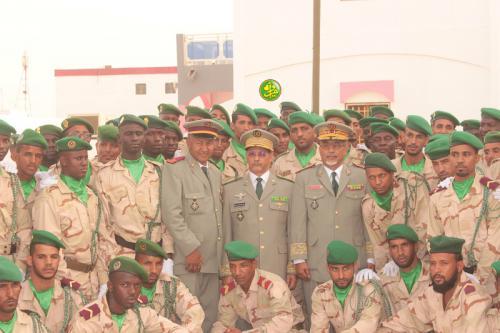 Sortie de la 3ème promotion de sous- officiers auxiliaires de la santé
