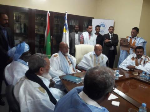 Entre Ghazwani et l'UPR : Crise en vue ?