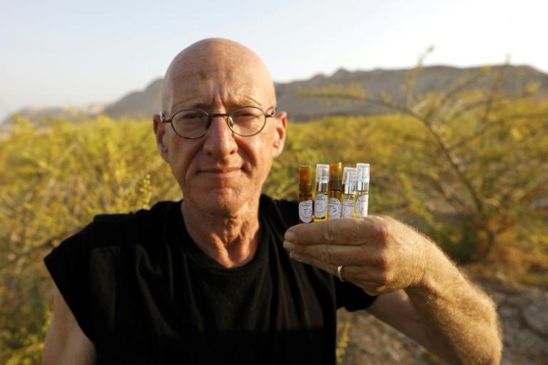 """Des parfums de l'Antiquité """"revivent"""" près de la mer Morte"""