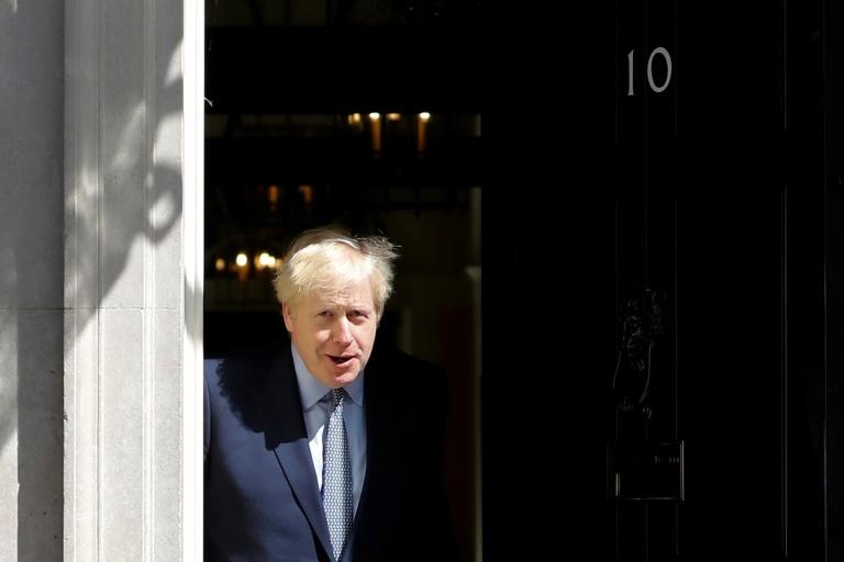 Brexit: Johnson annonce une suspension du Parlement et met en fureur l'opposition