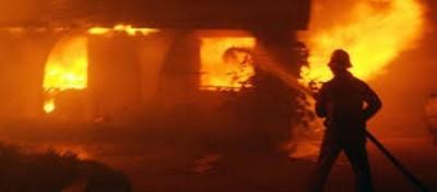 Nouadhibou : Un incendie au port artisanal