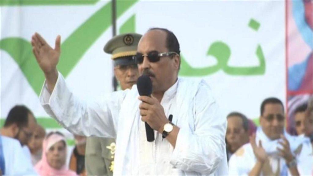 Mauritanie: Abdel Aziz flotte t-il un coup?
