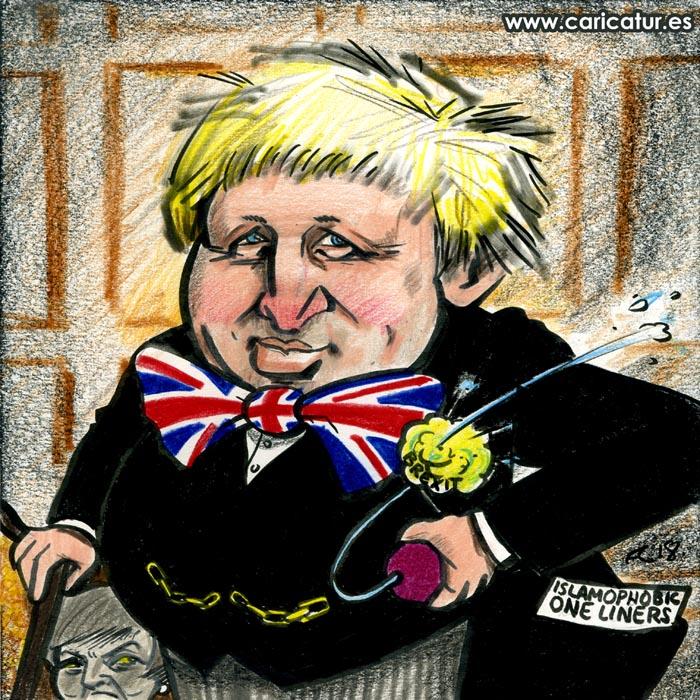 Brexit: Johnson campe sur ses positions, malgré un nouveau désaveu