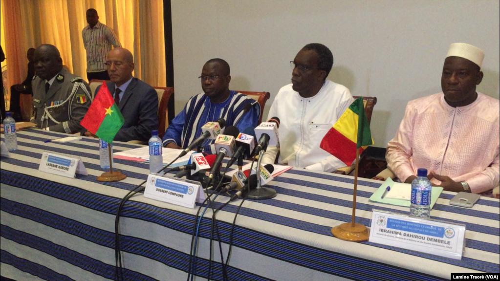 Les pays du G5 Sahel veulent mutualiser leurs efforts pour lutter contre le terrorisme