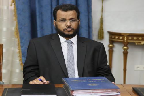 Le ministre de la justice, M. Haimoud Ould Ramdane, s'est entretenu, vendredi dans son bureau à Nouakchott, avec une délégation de l'agence française de développement (AFD) en Mauritanie, conduite par son directeur, M. Lionel Yondo.  La rencontre a a