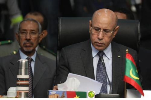 Démarrage de la conférence de la CEDEAO sur le terrorisme en présence du Président de la République