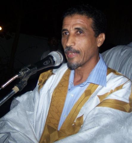 Le président de l'UFP : « le président Ghazouani a exprimé sa volonté de changement et le pays est menacé »