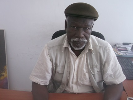 Boubacar Ould Messaoud de retour au pays