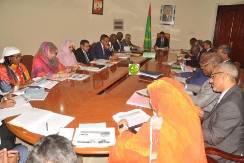 Le Premier ministre préside la réunion d'un comité interministériel
