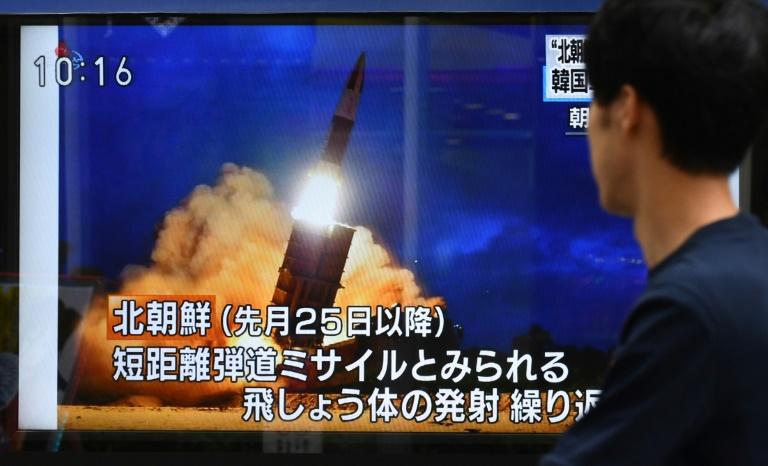 La Corée du Nord tire un missile balistique avant des discussions avec Washington