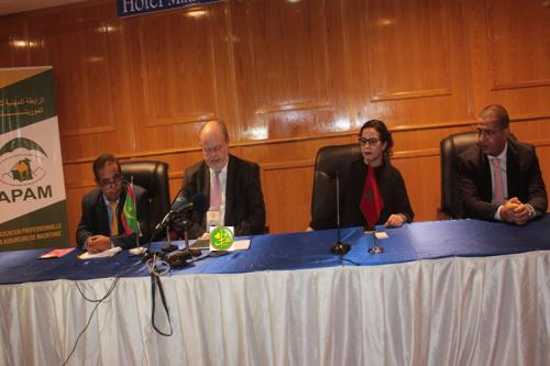 L'Association professionnelle des assureurs mauritaniens (APAM) organise un séminaire de formation sur les risques Energie et mécanismes de leur assurance
