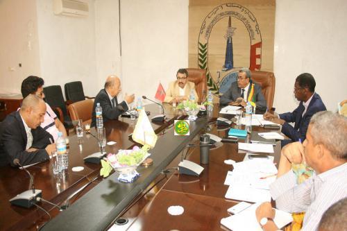Création d'une commission mixte ente les chambres de commerce de Mauritanie et de Rabat-Salée et Kenitra