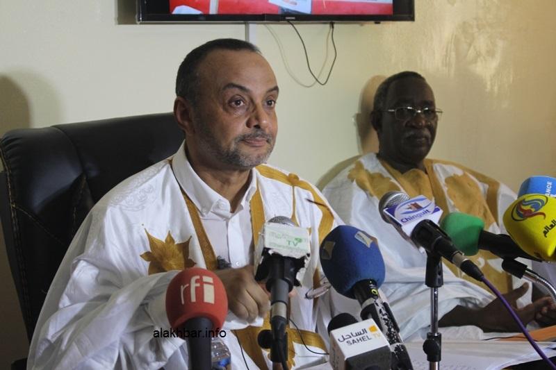 Mauritanie : O. Boubacar pense à la création d'un parti politique