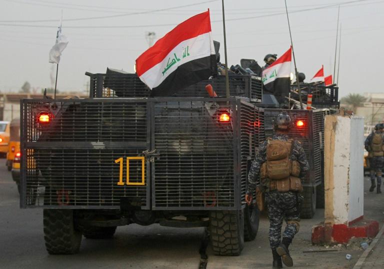 """Irak: l'armée reconnaît un """"usage excessif"""" de la force"""