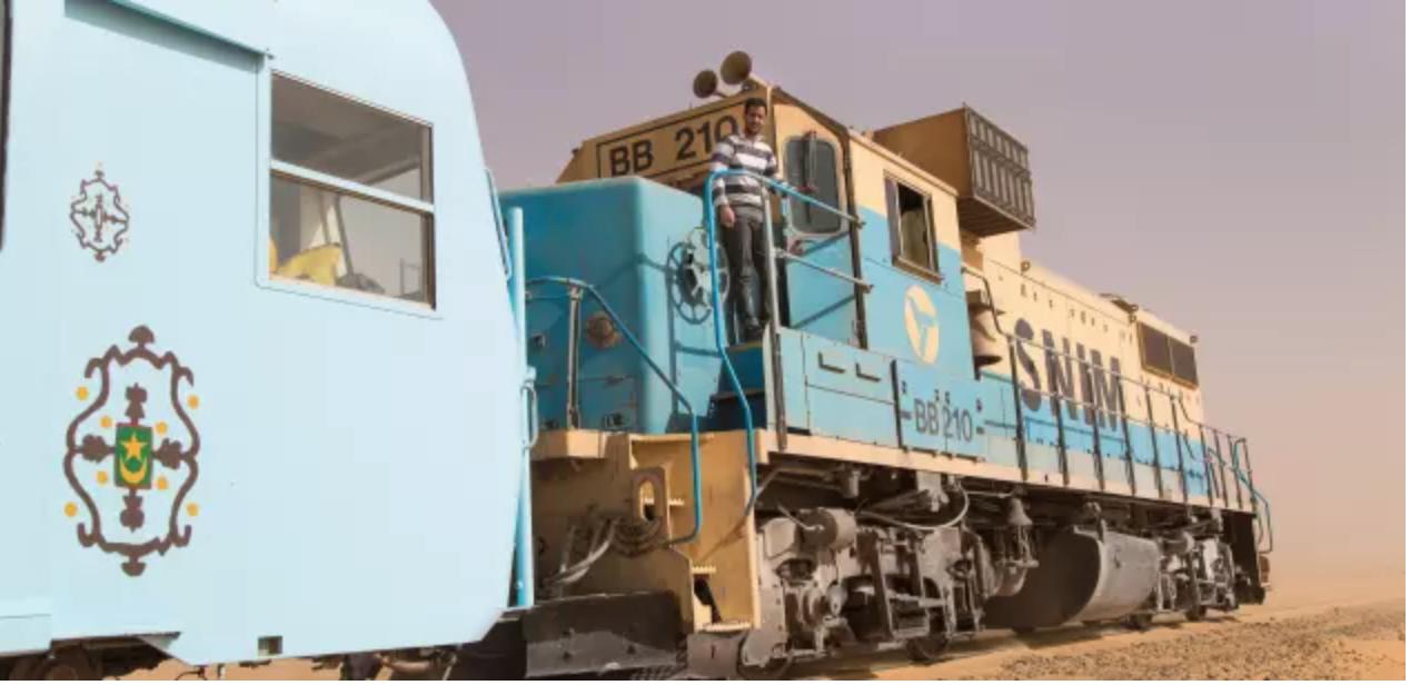 Mauritanie : Embarquez à bord du train du désert