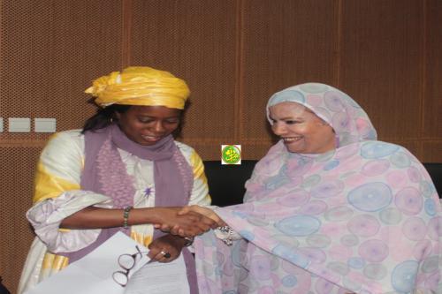 Vers le renforcement de la participation des femmes entrepreneurs et commerçantes à l'économie nationale