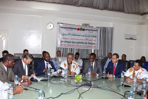 Création d'un groupe parlementaire d'amitié mauritano-chinoise