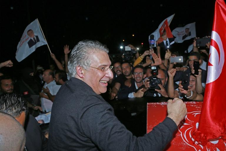 Tunisie: coup de théâtre avant la présidentielle, le candidat Karoui libéré