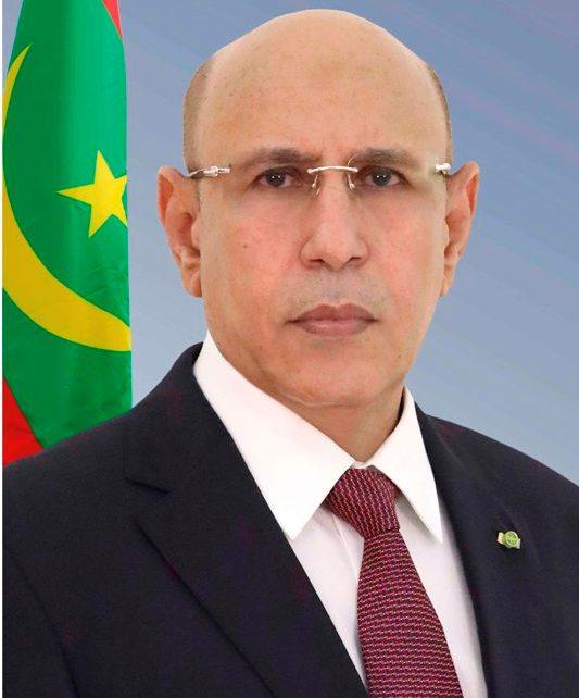 Second déplacement à l'extérieur du président mauritanien Ould Ghazouani