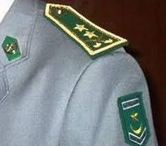 13 officiers mauritaniens attendent d'être promus au rang de général