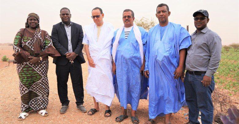 Des aides de la société Tasiast Mauritanie aux victimes des intempéries