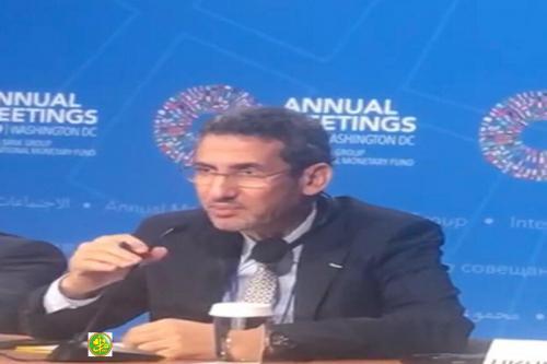 La situation financière de la Mauritanie et ses perspectives prometteuses présentées par le ministre des Finances