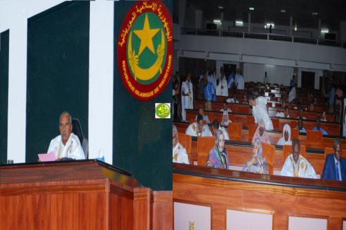 Élection des vice-présidents de l'Assemblée Nationale