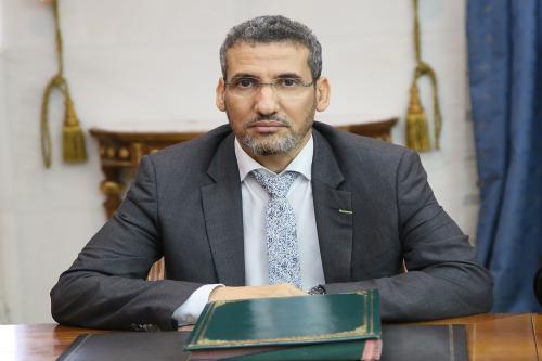 Retour à Nouakchott du ministre des Finances