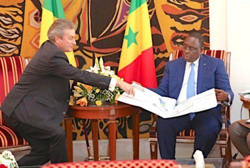 Les futurs grands eldorados africains du gaz (première partie) : cas du Sénégal