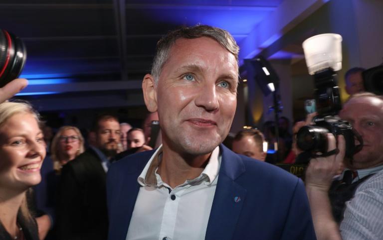 Allemagne: l'extrême droite devant les conservateurs de Merkel dans un scrutin régional