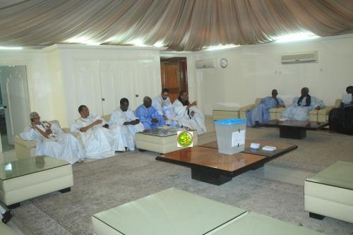 La commission de la justice à l'assemblée nationale élit son bureau