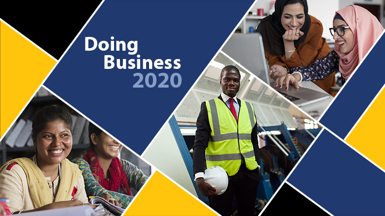 Doing Business 2020 : la Mauritanie obtient une note de 51.1/100