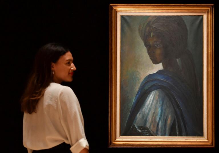 Nigeria: l'art contemporain en plein boom, les prix s'envolent