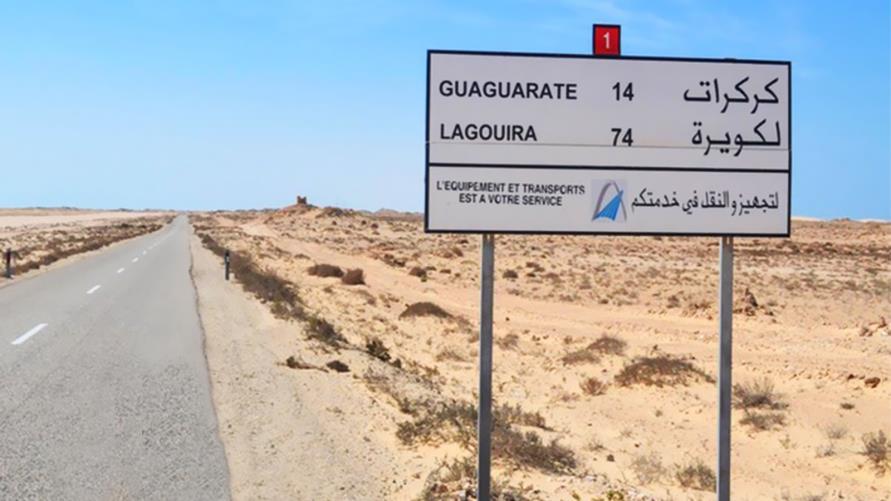 Quelque 200 camions mauritaniens, bloqués à la frontière marocaine