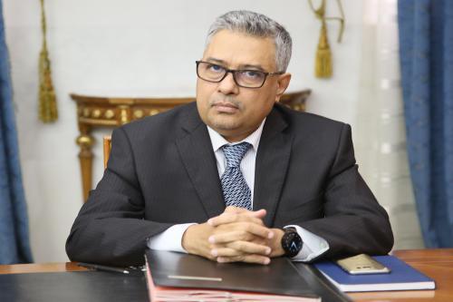 Départ du ministre de l'Économie à Ouagadougou