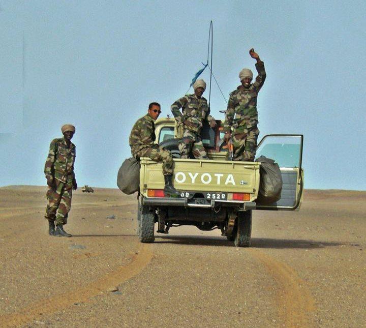 L'armée demande à des orpailleurs de quitter une zone militaire interdite