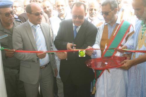 Inauguration d'une unité de consultation externe au centre de santé Ibn Sina d'Arafat