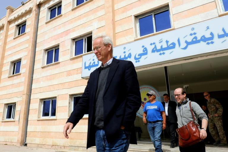 """Un responsable américain dénonce le """"nettoyage ethnique"""" de la Turquie en Syrie"""