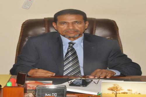 Ministre de la santé : Dr Mohamed Nedhirou Ould Hamed
