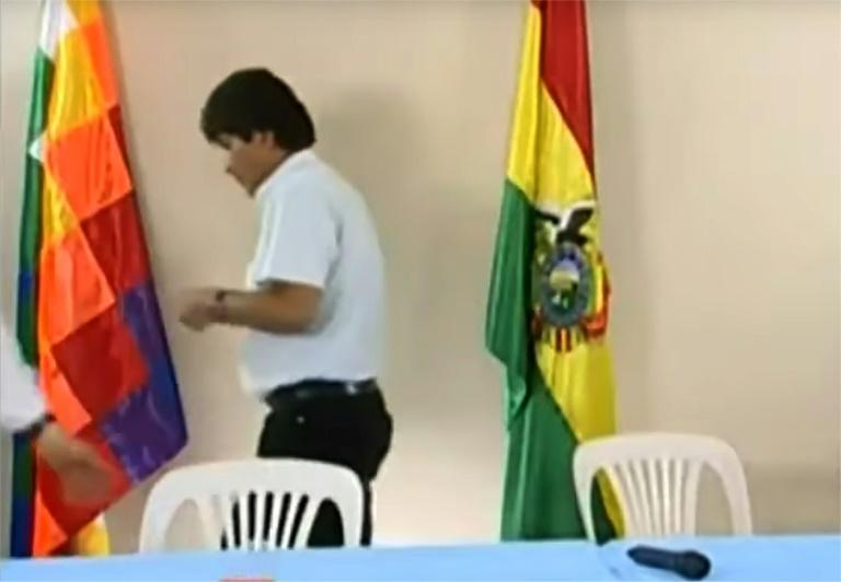 Le président bolivien Evo Morales démissionne, premières arrestations d'ex-dirigeants