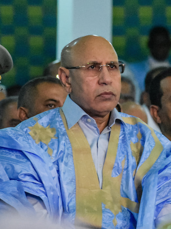 Erreur de communication à la présidence : le ministre de la santé vole la vedette à Ghazouani