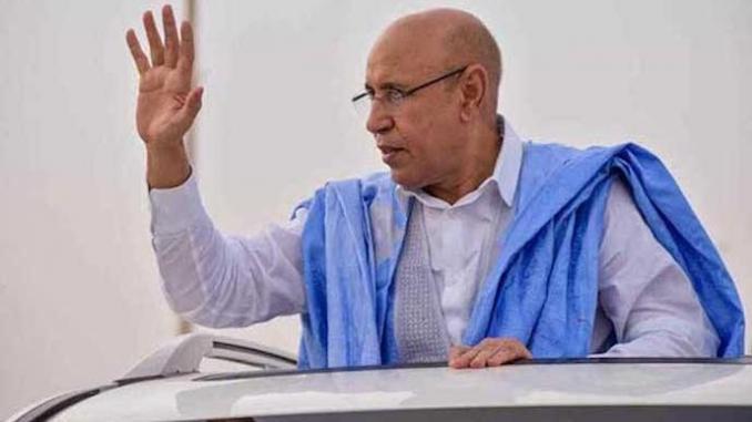 Le président Ghazwani ratisse large