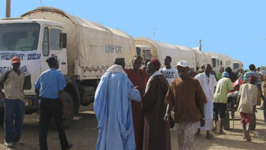 Des mauritaniens demandent à Ghazouani d'assurer leur retour au bercail